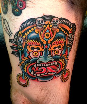 Robert Ryan -Electric Tattoo- New Jersey-2013