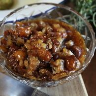 Persian Fig and Fennel Chutney