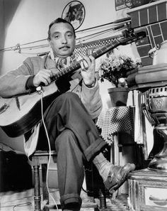 Django Reinhardt: music, mischief and magic. Django Reinhardt was a Gypsy jazz genius who kept on living in his caravan long after he found fame. Guitarist and devotee Martin Taylor explains why he has written a Prom in his honour