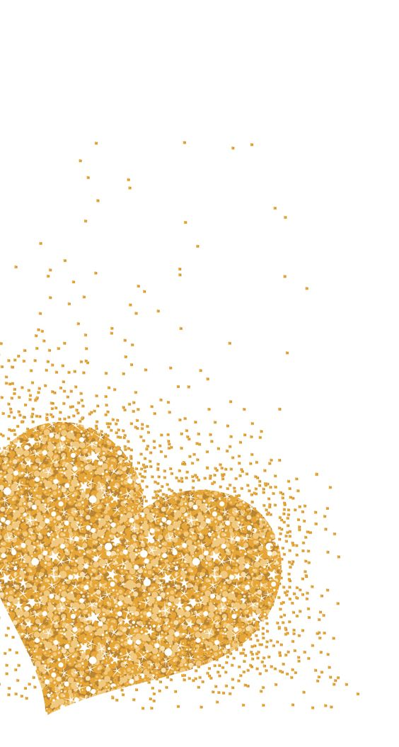 Gold heart love glitter wallpapers you will love glitter for Wallpaper glitter home