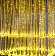 Waterfall Fiber SSOF-3*0.75   Spefication of SSOF-3*0.75   *Name: Waterfall Optic Fiber  *Model: SSOF-3*0.75 *Outer Diameter:  3mm *Fiber Core: PMMA *Buffer Material: Transparent PVC *Length: 800M/Roll or 1000M/Roll or 450M/Roll