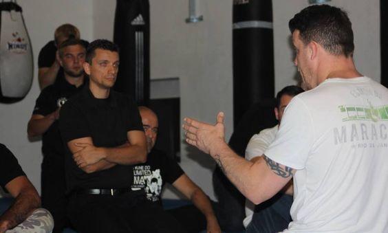 Fotos do curso de Oficiais de MMA da IMMAF. IMMAF MMA Oficials course photos (Prague 2015): https://www.facebook.com/media/set/?set=a.10209034264992944.1073741830.1207182904&type=1&l=680469ed8c
