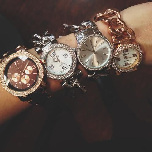 watches at BLISS! #blissboutique #love