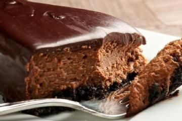 Double-Chocolate Cheesecake