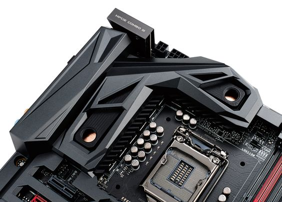 Gallery: ASUS Maximus VII Formula Z97 Motherboard | The Verge