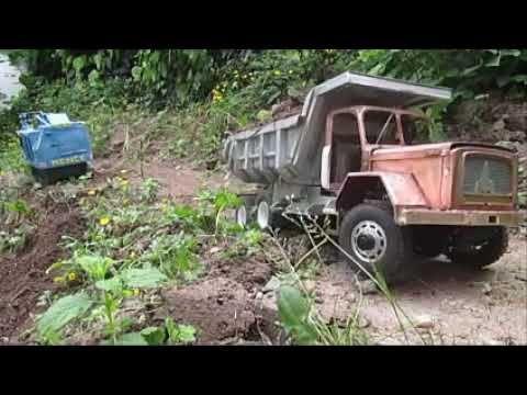 Mobil Truk Mainan Dump Truk Tuang Tanah Urug Mobil Mainan Anak Mobil Mainan Mainan Anak Mobil
