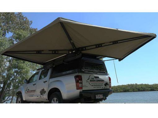 270 Xt Awning The Bush Company Roof Top Tent Top Tents Awning