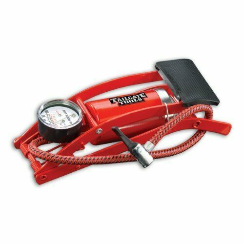 Pro-LifT Foot Pump Air Portable Tire Inflator Bycicle Compact Air Pressure Gauge