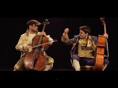 THUNDERSTRUCK - ACDC - avec 2 violoncelles