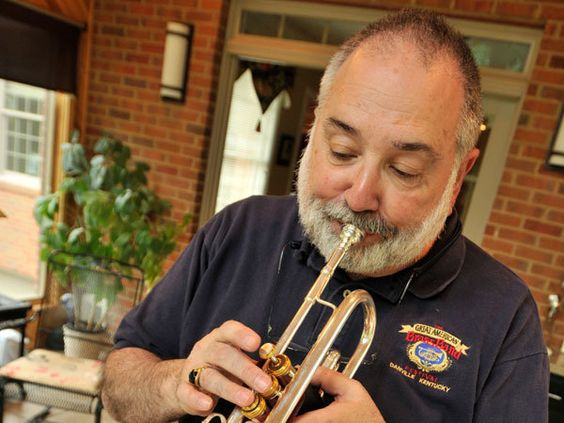 Story: Kentucky trumpet master Vince DiMartino has a full retirement schedule