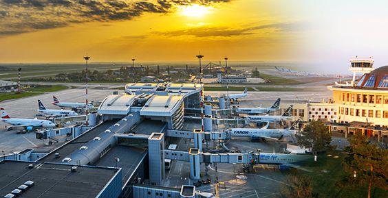 Aeroportul Henri Coandă, în top 3 al aeroporturilor europene cu cea mai mare creştere a traficului aerian în primul trimestru   Fulvia Meirosu