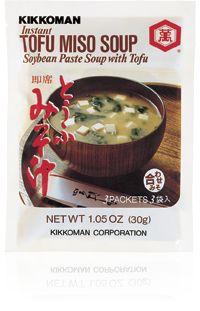 Miso Suppe mit Tofu und Seetang! Sehr lecker und schnell zubereitet!