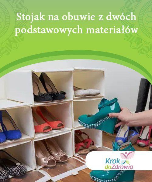 Stojak Na Obuwie Z Dwoch Podstawowych Materialow Krok Do Zdrowia Shoe Rack Style Tana