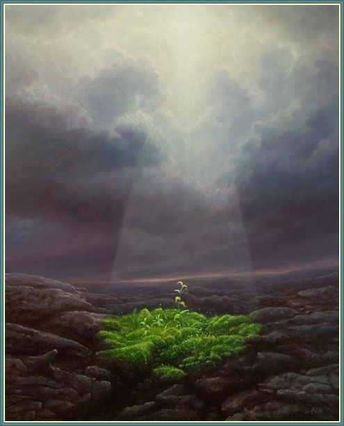 """LIGHT OF LIFE"" Tomasz Alen Kopera"