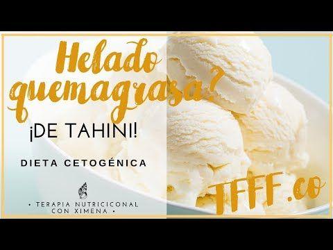 Podemos comer helado en la dieta cetosis