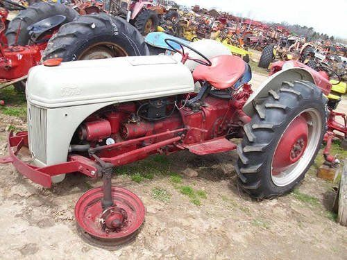 Used Ford 8n Tractor Parts Tractor Parts Tractors 8n Ford Tractor