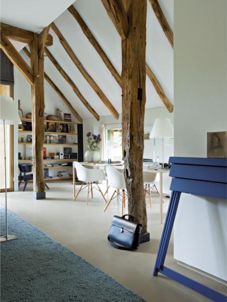 Neues Leben Im Alten Bauernhaus Zuhause Dekoration Und Decken
