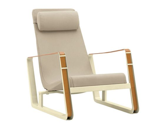 Prouvé Cité Lounge Chair - Jean Prouvé