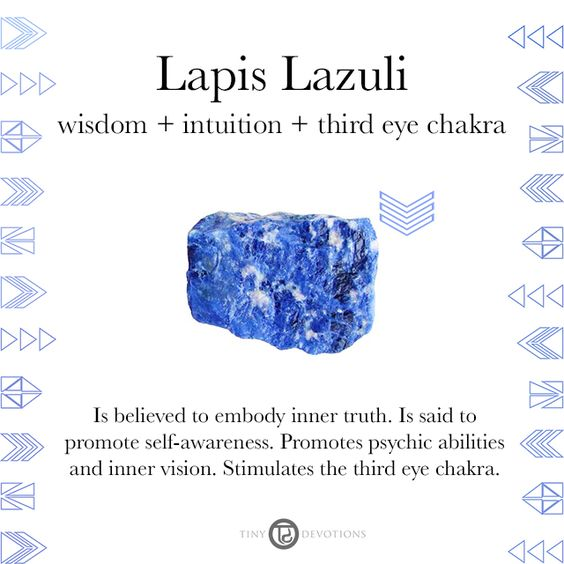 Lapis Lazuli | Gemstones & Sacred Materials | Tiny Devotions | Mala Beads: