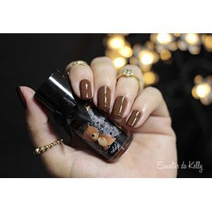 Esmaltes da Kelly- Animals- Teddy