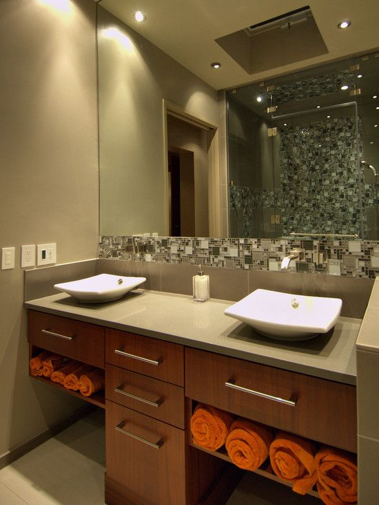 Modern Bathroom Design, Pictures, Remodel, Decor and Ideas - page 15