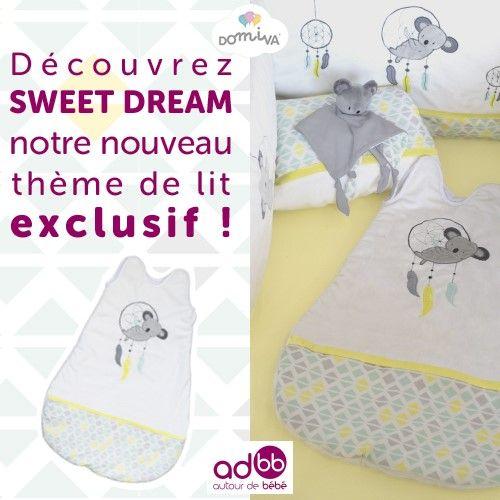 Decouvrez Sweet Dream Notre Nouveau Theme De Lit Mixte Avec Un