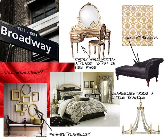 Pinterest the world s catalog of ideas for Broadway themed bedroom ideas