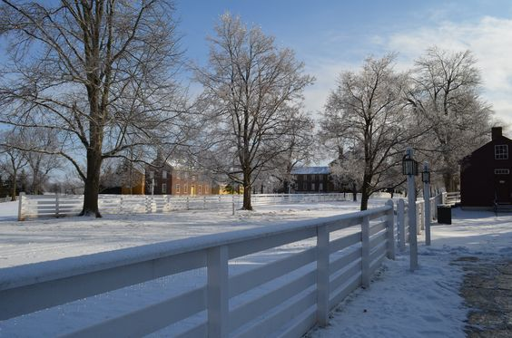 The Holidays at Shaker Village of Pleasant Hill in Harrodsburg KY shakervillageky.org