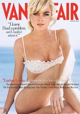 La Lindsay Lohan.