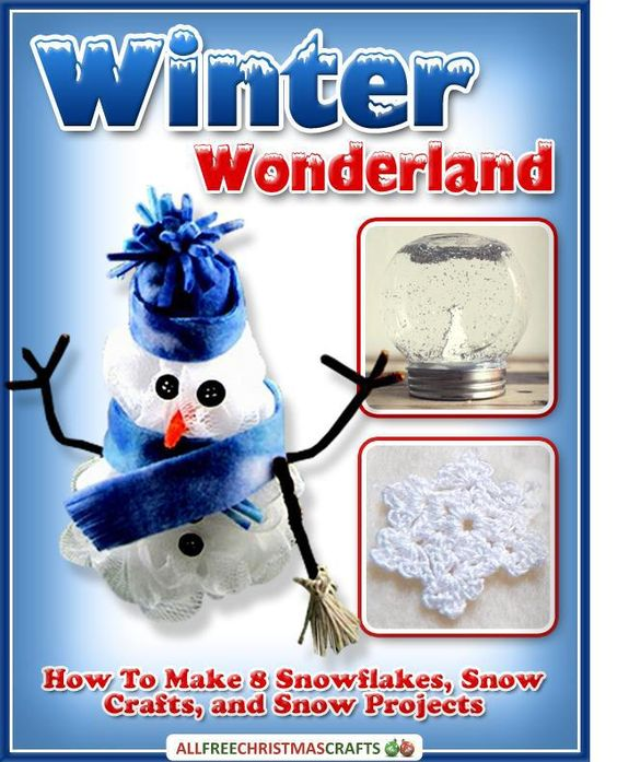 Free eBook by All Free Christmas Crafts