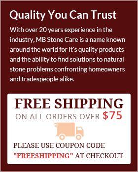 Visit us at www.mbstonecare.com