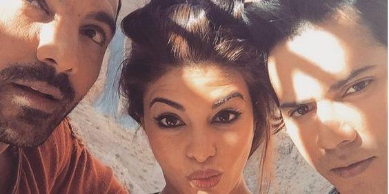 """CINÉMA - Les acteurs bollywoodiens Jacqueline Fernandez, Varun Dhawan et John Abraham, respectivement stars des films """"Murder 2"""", """"Student of the year"""" et """"Dhoom"""", sont en tournage au Maroc pour leur prochain film """"Dhishoom"""". La production de ce film..."""