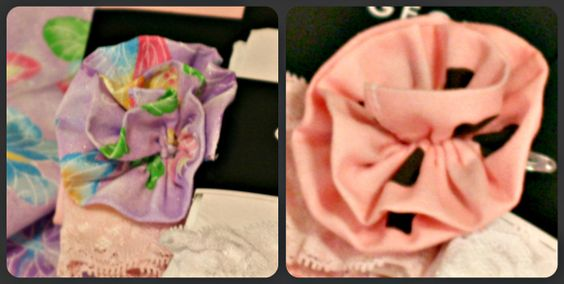 Make Your Own Fabric Flower Hair Clips: a Quick Easy Sewing Tutorial