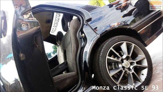 "Monza Classic SE 93 com Rodas 17""p Vectra Elite 2011"