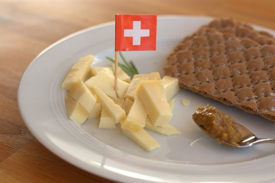 Schweizer Bergkäse