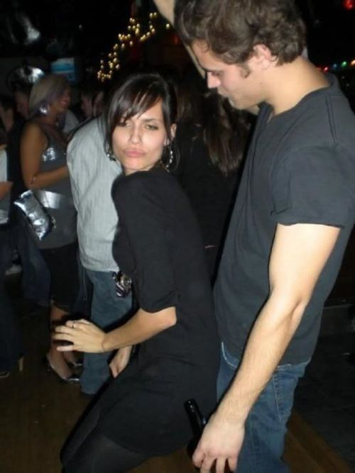 Paul Wesley with ex wife   Sexy Couples   Pinterest   Ex ...