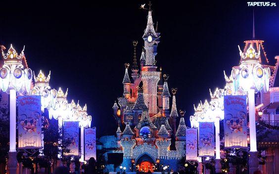 Disneyland - Paryż