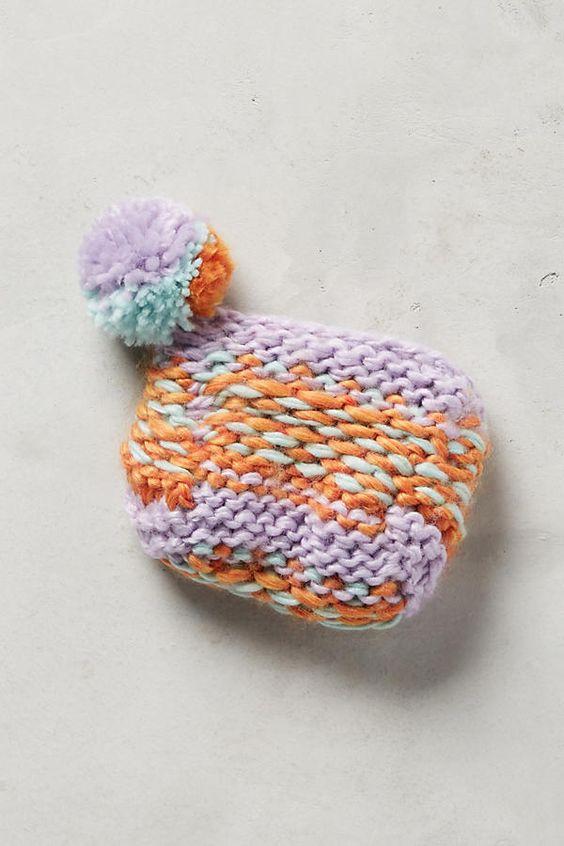 Slide View: 1: Foula Sweaterknit Pouch