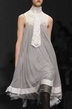 Bora Aksu at London Fashion Week Fall 2013 - Livingly