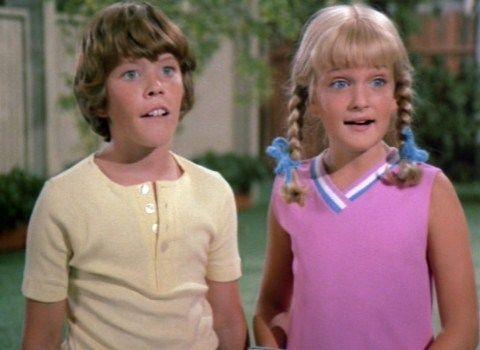 Bobby And Cindy Brady The Brady Bunch Celebrities Ann B Davis