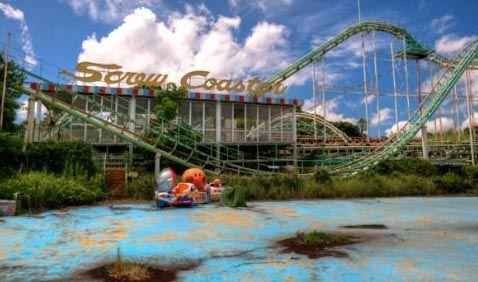 the abandoned....screw coaster