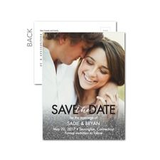 Stunning Union Save the Date