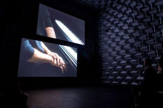 Venice Note #3: Multiple Screens & Emphasis on Sound – Anri Sala, Richard Mosse and Jesper Just