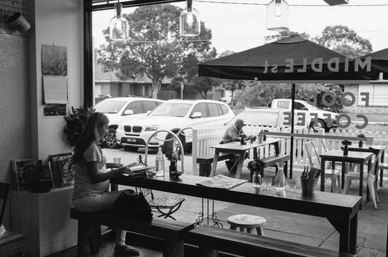 It might be 30 minutes north of the CBD, but this cafe is well worth travelling for even if you're not a local. Hadfield.