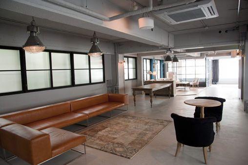 インダストリアルなインテリアなど、ディティールにこだわった内装デザインが特徴♪ぐるなび - HOTEL EMANON こだわり情報