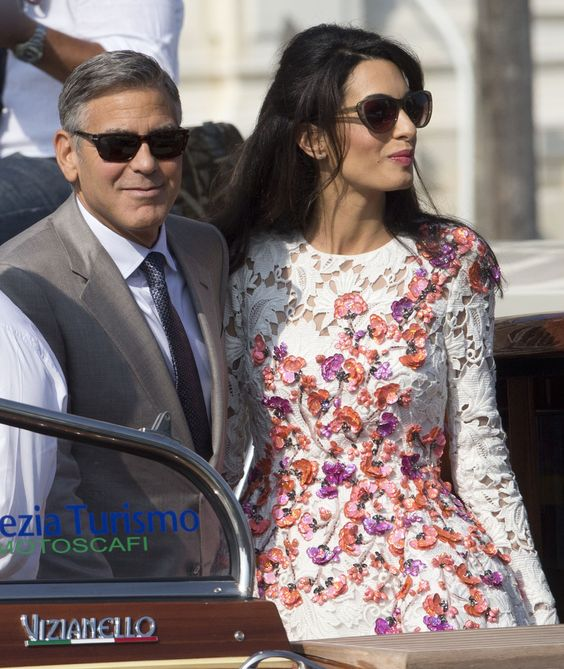 All The Times Amal Clooneys Style Was Flawless|The Huffington Post Canada Style