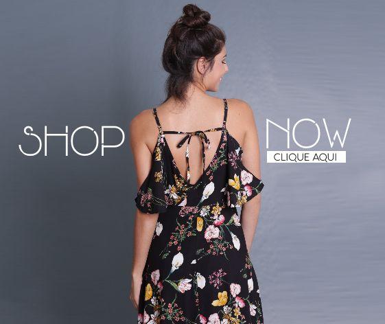 shop now | vestido floral