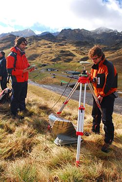 Geohazards InSAR laboratory and Modelling Group - IGME
