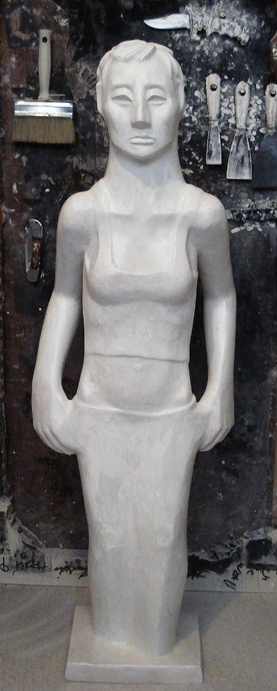 Hammabrok (Gips, Höhe 110 cm)