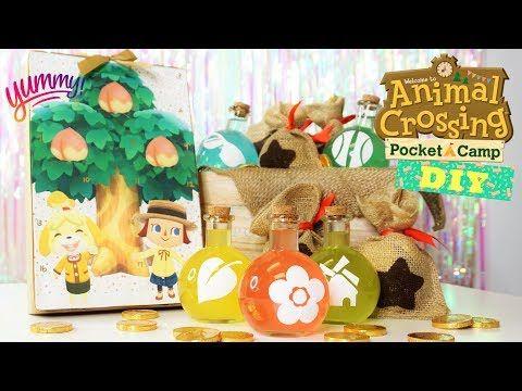 Diy Animal Crossing Easy Gift Ideas Animal Crossing Pocket Camp Youtube Animal Crossing Pocket Camp Animal Crossing Animal Crossing Game